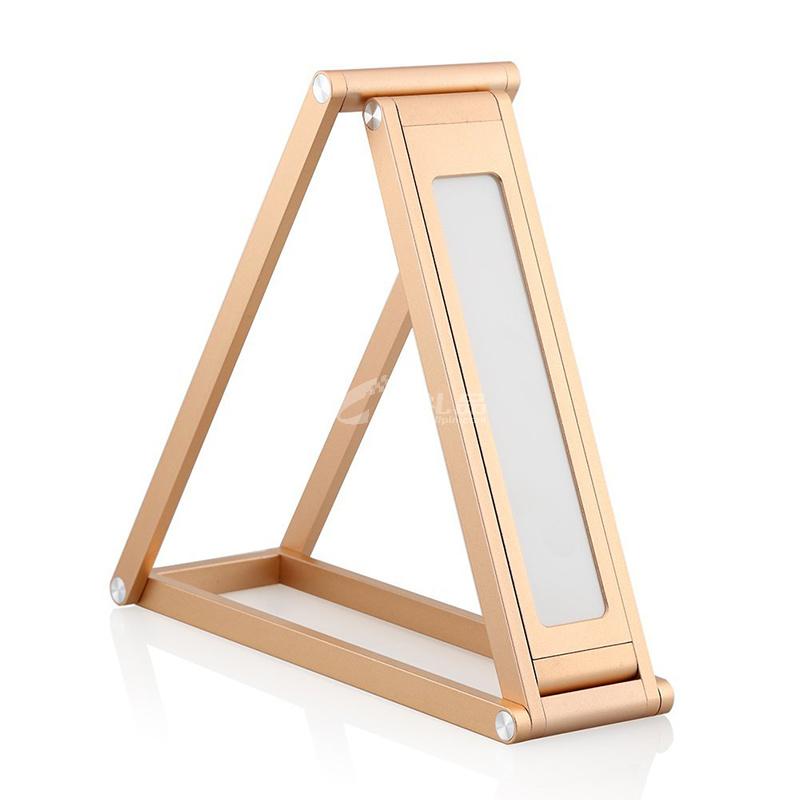超薄便携折叠台灯