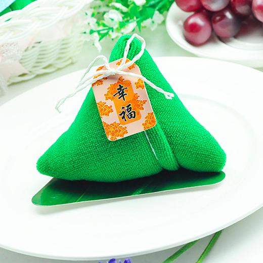 端午节粽子蛋糕毛巾礼品