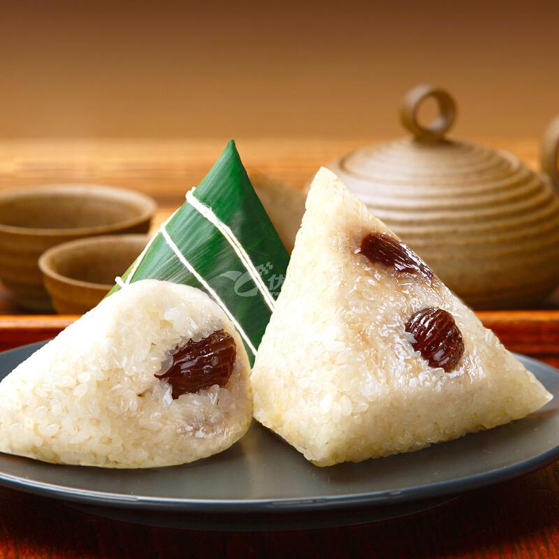 雅觅·素年锦食新中式端午节粽子礼品定制
