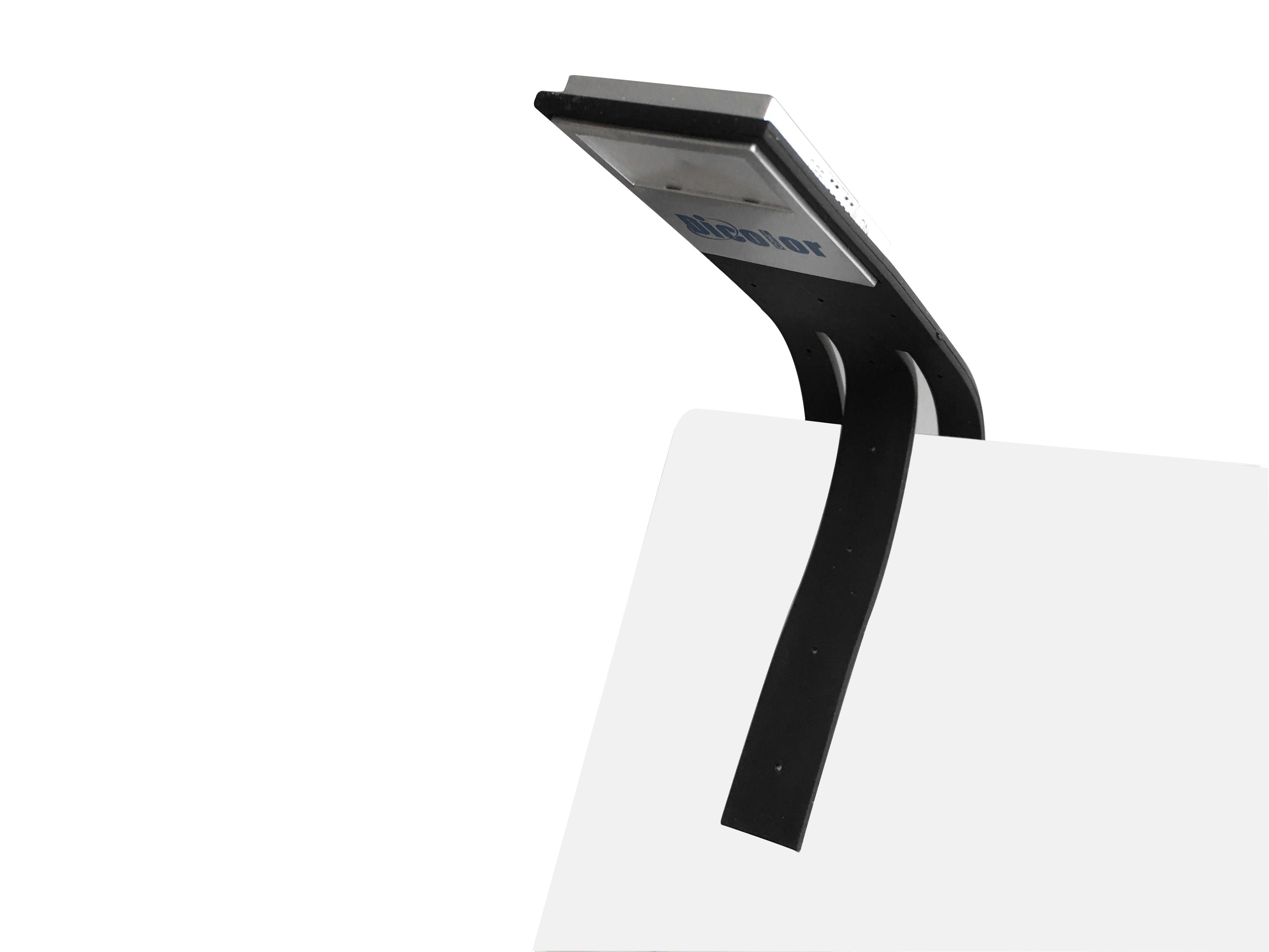 LED节能看书灯 折叠书灯 书夹灯 百变书签灯 阅读灯_3