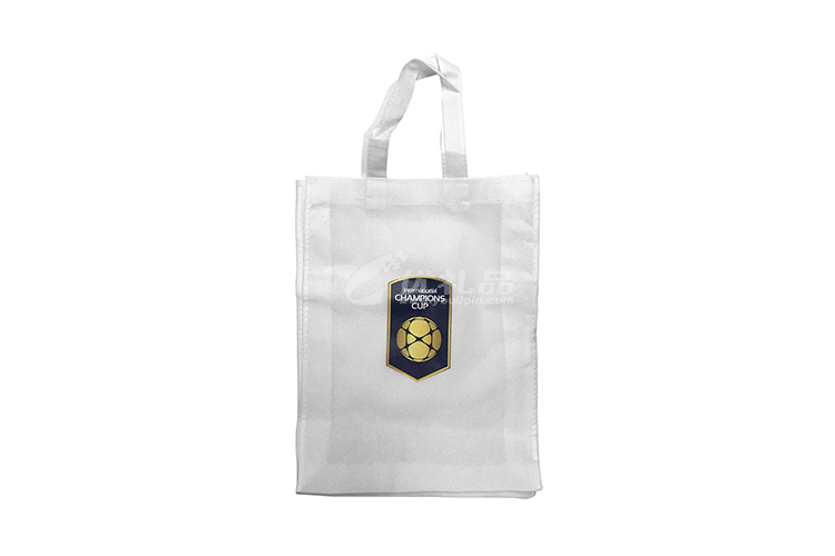 一次性成型80g立體無紡布袋購物袋禮品袋環保袋定制LOGO