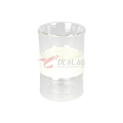 硅膠雙層杯(260ML)