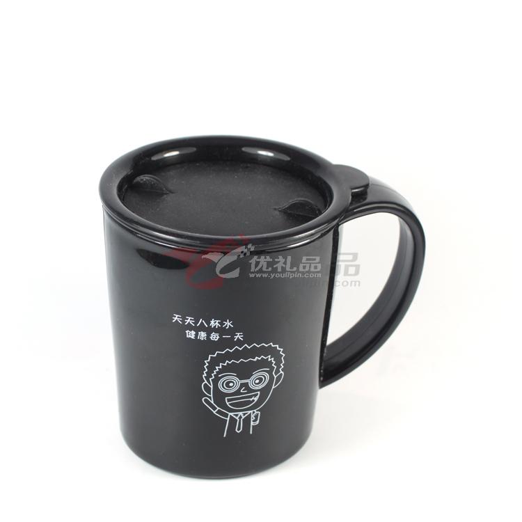 黑白配情侶水杯(盒裝)