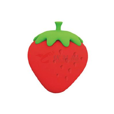 草莓钥匙包
