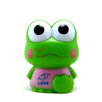 大眼青蛙储钱罐