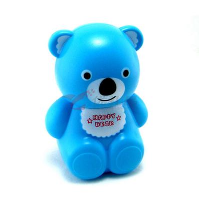 卡通小熊储钱罐