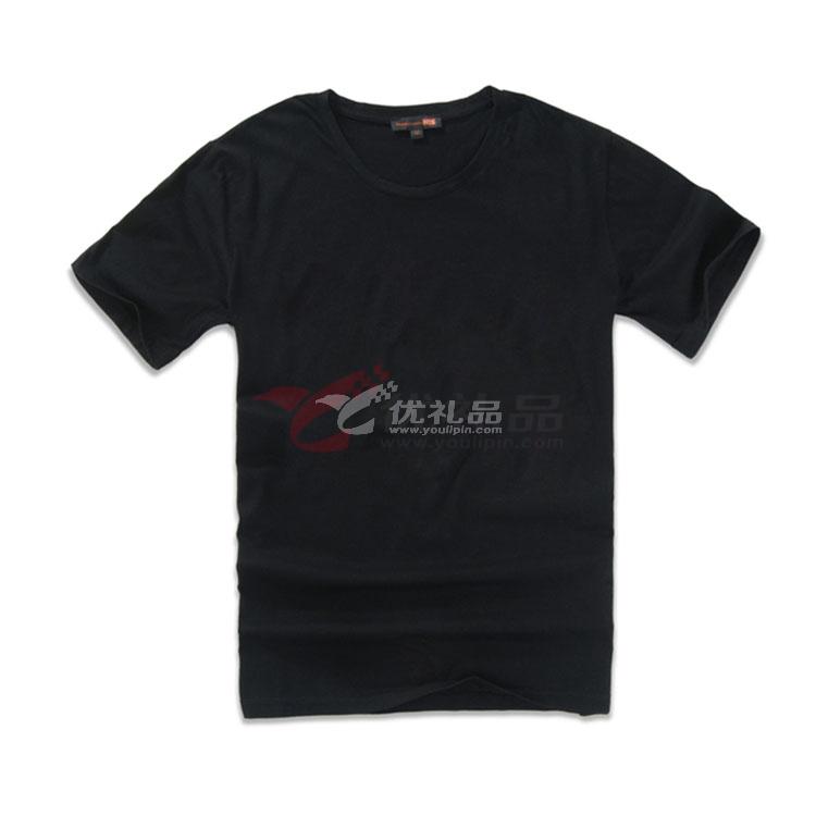 絲光平紋棉32支圓領衫/V領衫/T恤文化衫定制