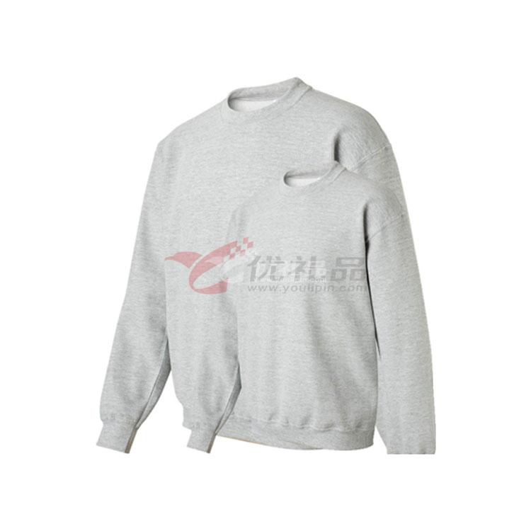 320克拉絨CVC滌棉加厚衛衣定制