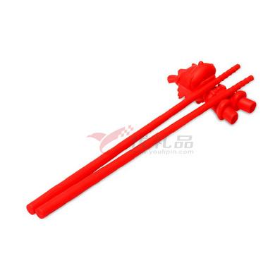 stylor/法国花色 纳米硅胶 厨房用品 龙头筷子