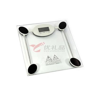 企鵝方形電子人體健康秤