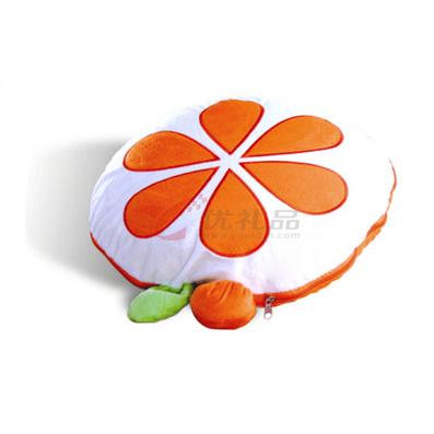 水果抱枕(桔子)