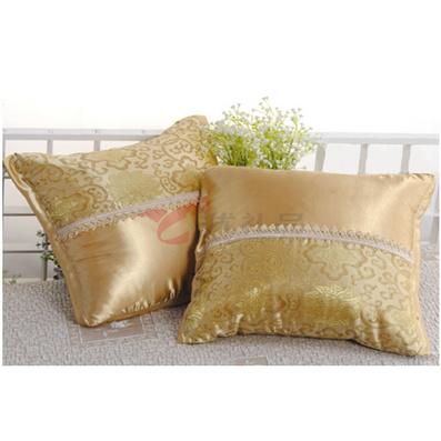 織錦緞抱枕被