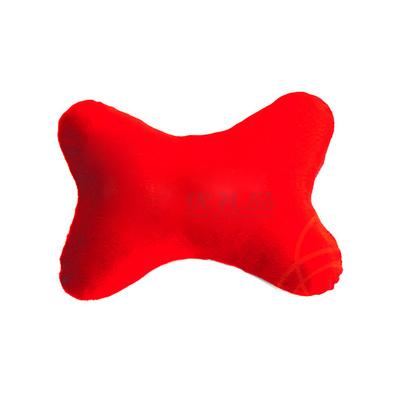 骨頭車枕(橘黃)