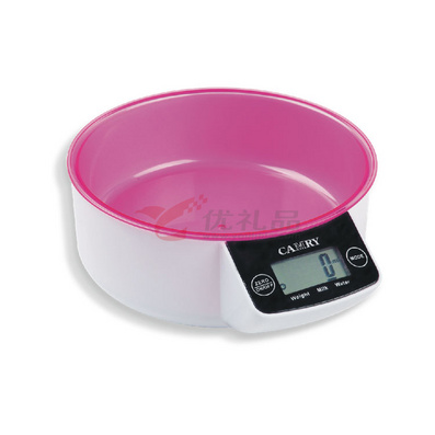 香山触摸式按键电子厨房秤