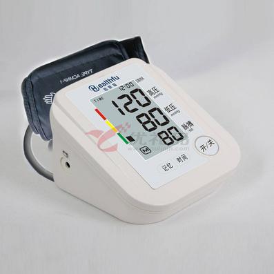 哈斯福臂式全自动语音电子血压计
