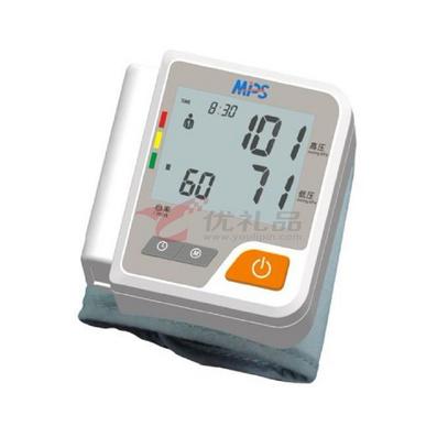 美普斯手腕式电子血压计