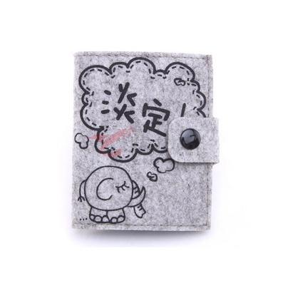 羊毛氈卡片包