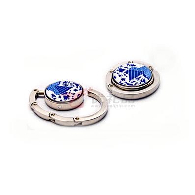 高檔琺瑯上色青花掛包器