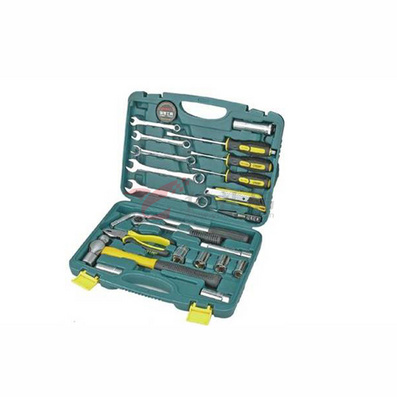瑞德工具25件吹塑盒隨車維修工具組套