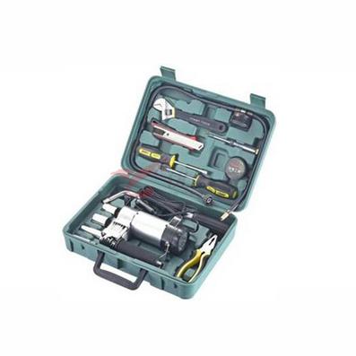 瑞德工具15件吹塑盒隨車工具組套