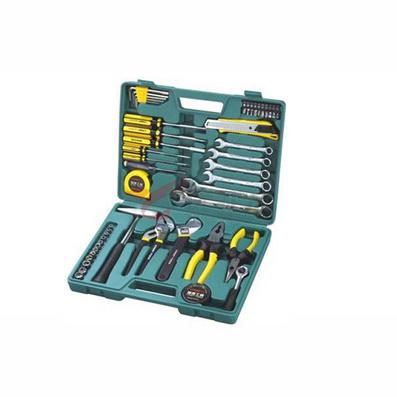 瑞德工具49件吹塑盒随车机修工具组套