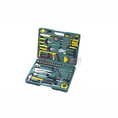 瑞德工具81件吹塑盒随车机修工具组套