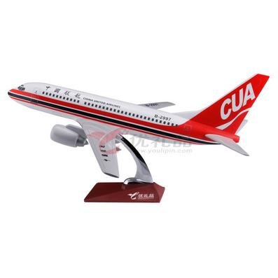 1:85波音737仿真樹脂模型/飛機模型