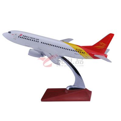 1:80波音737仿真树脂模型/飞机模型