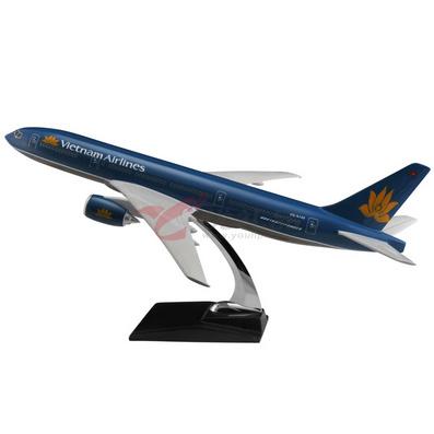 1:136波音777仿真樹脂模型/飛機模型