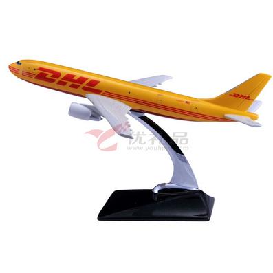1:170空客A300仿真樹脂模型/飛機模型