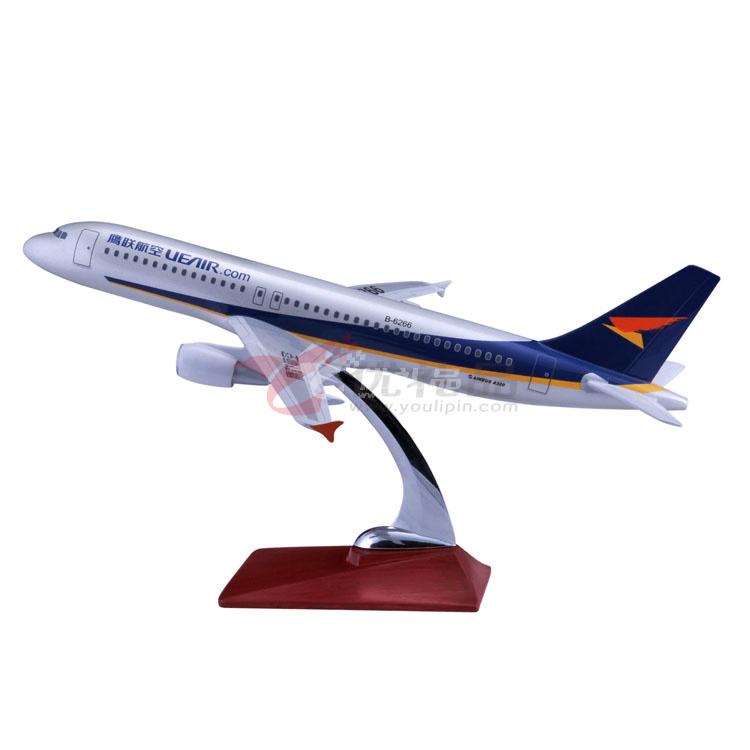 1:115空客A320仿真树脂模型/飞机模型