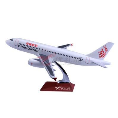 1:79空客A320仿真樹脂模型/飛機模型