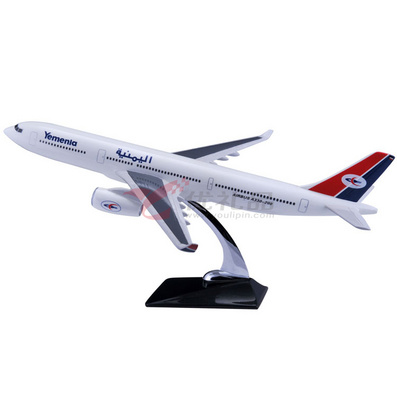 1:125空客A330仿真樹脂模型/飛機模型