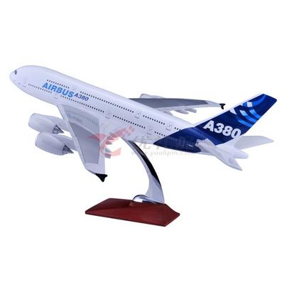1:200空客A380仿真樹脂模型/飛機模型