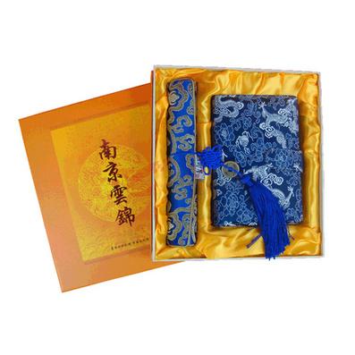 丝绸活页笔记本鼠标垫