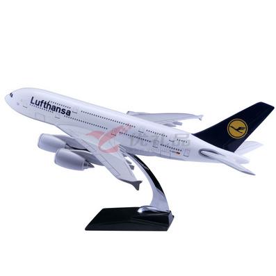 1:114空客A380仿真樹脂模型/飛機模型