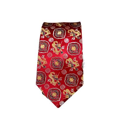 云錦領帶 禮盒裝 80%桑蠶絲 20%人絲