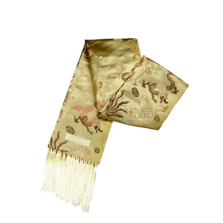 新品云锦围巾
