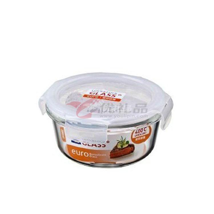 樂扣樂扣 耐熱玻璃保鮮盒380ml