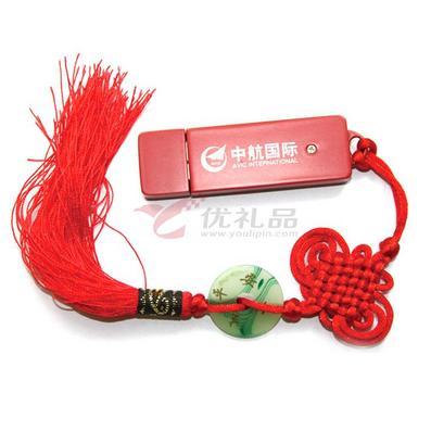 中國紅u盤  定做加標  4G 8G 16G