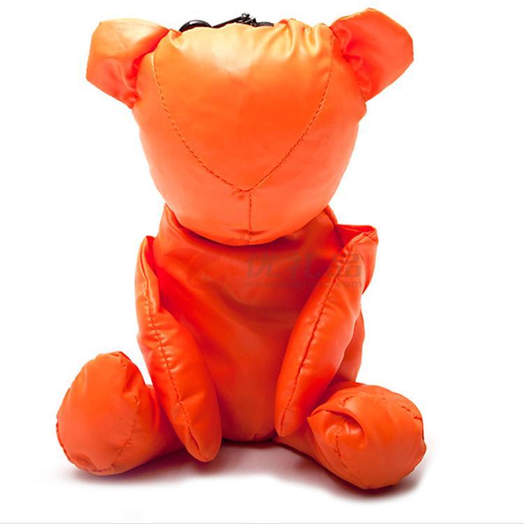 折叠购物袋泰迪熊便携购物袋
