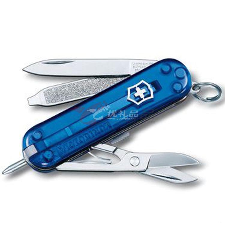 維氏 VICT-0.6225.T2透明藍瑞士軍刀