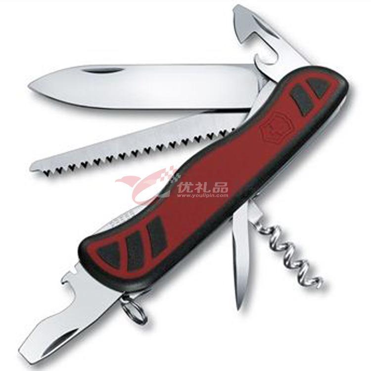维氏 VICT-0.8361.C护林员(特制刀面)瑞士军刀