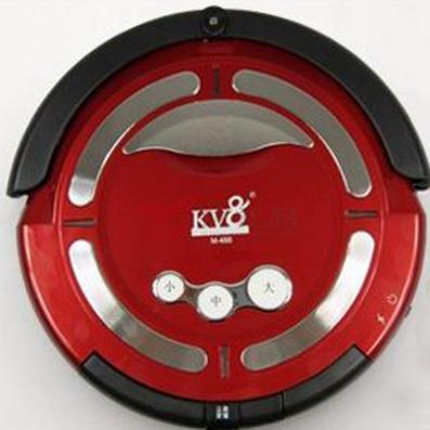 KV8 吸塵器紅色保潔機器人