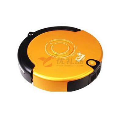 KV8 吸塵器 黃色保潔機器人