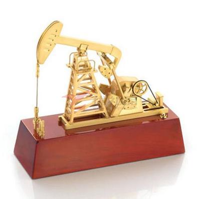 辦公桌擺件/西油機 電動抽油機擺件