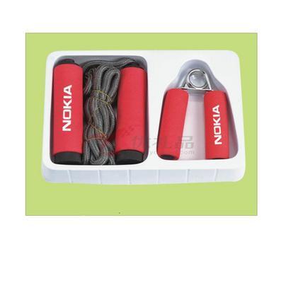 家庭健身兩件套(1個握力器+1條跳繩)定制