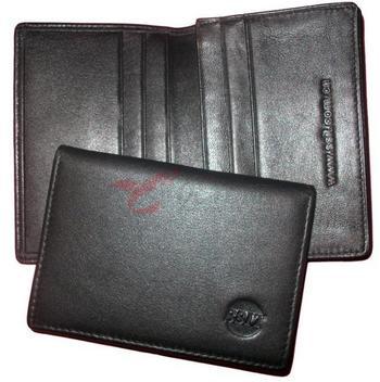 黑色名片包
