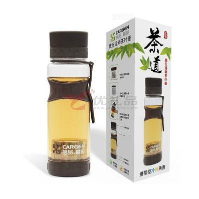 550ml旅行运动茶叶壶