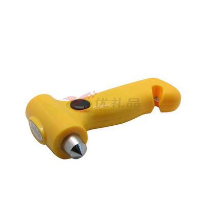 手搖發電 急手電筒/安全錘/救生錘定制